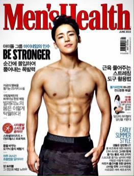 MEN'S HEALTH - MYNAME KANG INSOO - JUN 2015