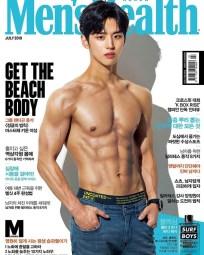 MEN'S HEALTH - PENTAGON HONGSEOK - JUL 2019