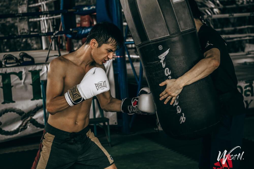Private Boxing Lesson in Bangkok