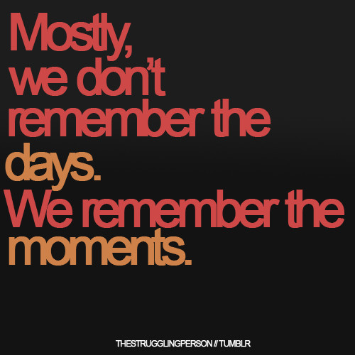 Momenterne