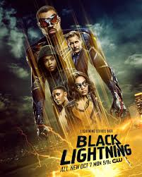 Black Lightning Saison 3