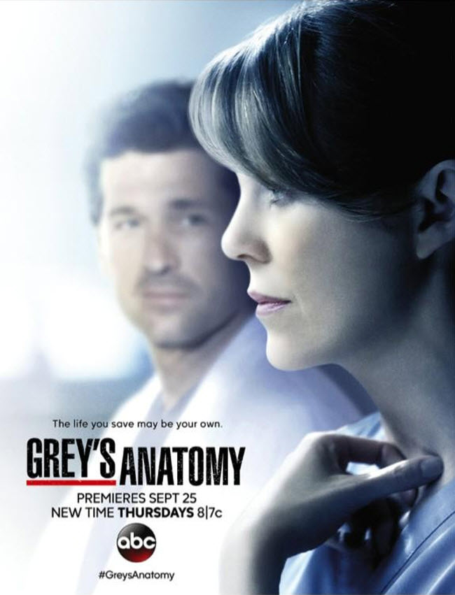 Grey 's Anatomy Saison 11