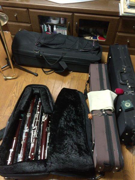 うちに、楽器がまた一つ増えた!