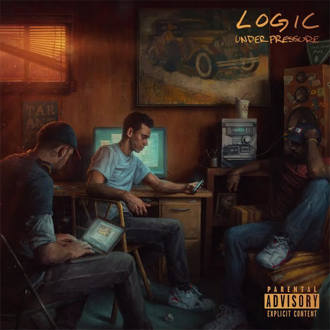 """Under Pressure"" by Logic"