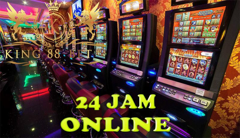 Slot Game Online Termodern dengan banyak keuntungan