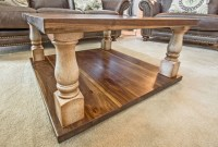 Coffee Tables & End Tables | KS WoodCraft
