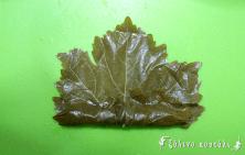 Ντολμαδάκια Γιαλαντζί- τύλιγμα 3