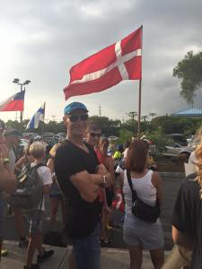 Nationsparade IM Hawaii 2016