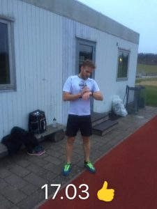 Ok, for en semi tyk triathlet ;-)