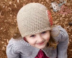 Simple Single Crochet Hat