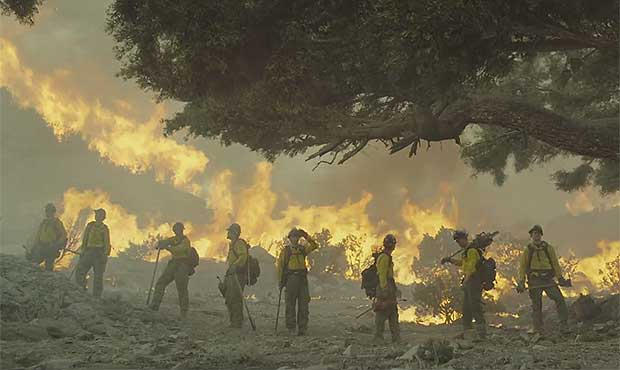 Trailer for Only the Brave film about Granite Mountain Hotshots released