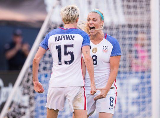 Mesa native Julie Ertz named female US soccer player of year