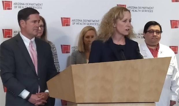 Health director says Arizona monitoring 250 people for coronavirus