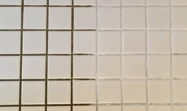 clean and seal grout