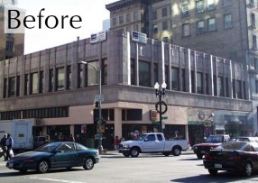 13th & Broadway - Before
