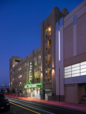 Alameda Cineplex Parking Structure Location: Alameda, CA Architect: IPD