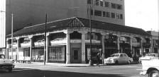 Vo's Restaurant in 1963