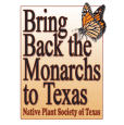 bring monarch back to texas
