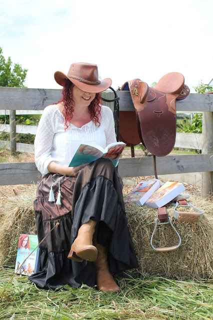 indie author K T Bowes