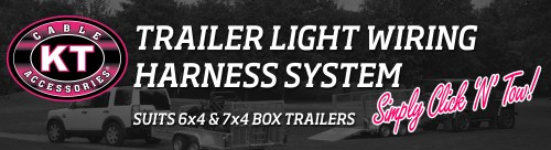 small resolution of have you ever wanted to wire up your trailer lights without a hassle kt s click n tow trailer light wiring harness is the solution for you