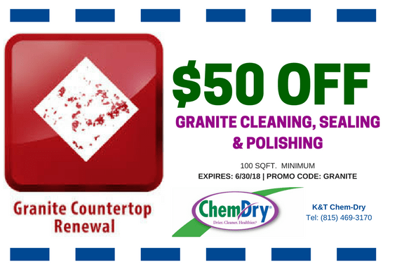granite cleaning coupon
