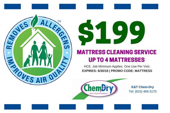 mattress cleaning coupon