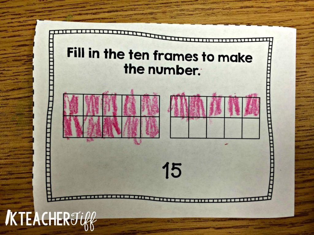 Using Exit Tickets In Kindergarten