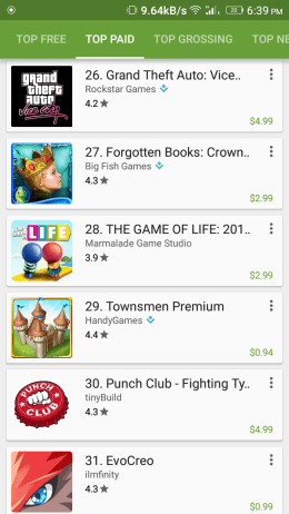 Play Paid Games Without Purchasing From Google Play Store