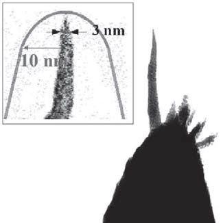 DLC - Diamond Like Carbon AFM Probe Specs