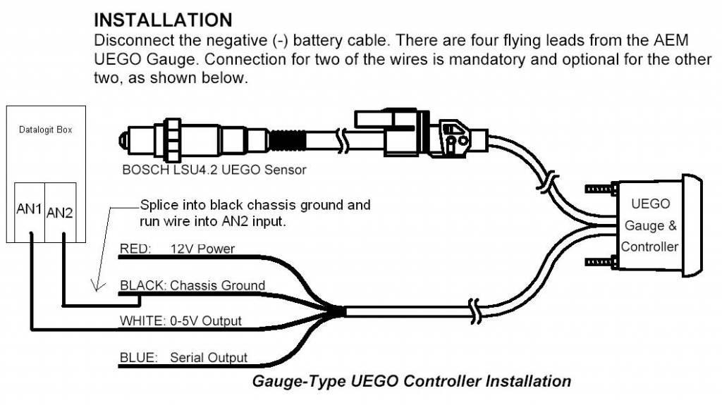 AEM UEGO Installation Instructions 30 4100 KTeller