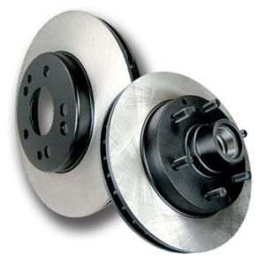 Front Performance Brakes