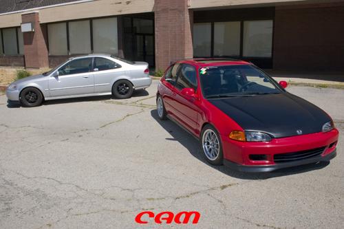 K20 Civics