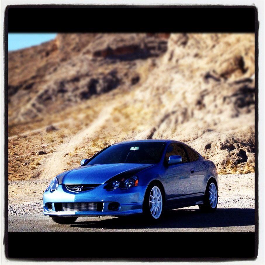 2003 Acura RSX-S (Fastest RSX In Nevada)