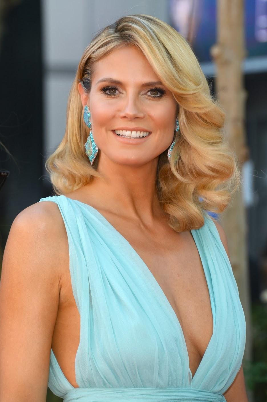 Who Is Heidi Klum?  Kterrl's Favorites