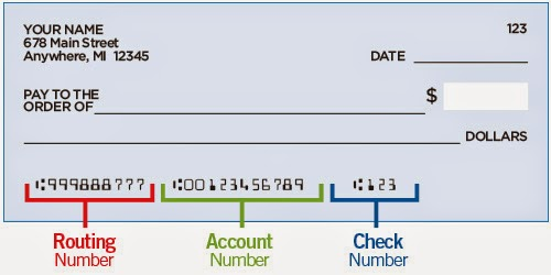 Did You Know That Your Bank Wiring Routing Number Is