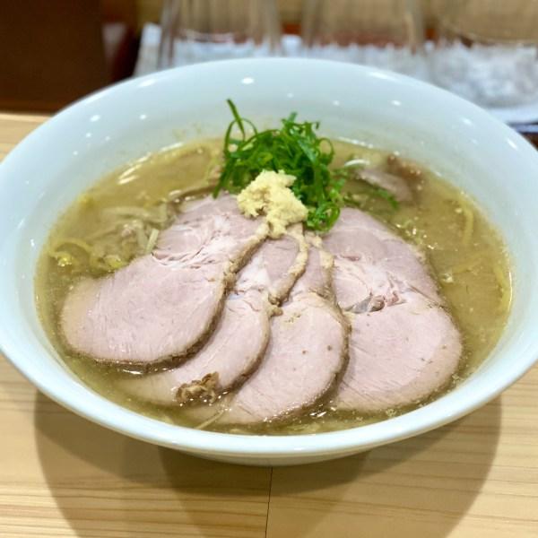 江戸川橋 三ん寅 味噌チャーシュー麺