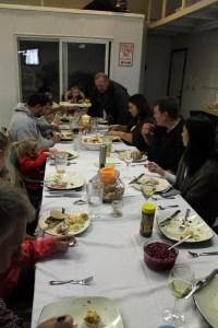 Thanksgiving, North Dakota Style