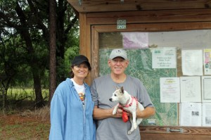 Withlacoochee State Trail - Gulf Junction Trailhead
