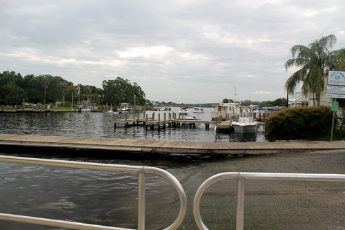 The Weekend, county boat ramp