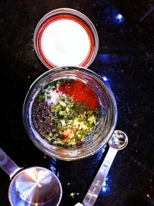 Adventures in the Kitchen with Michelle, DIY Ranch Dressing Mix