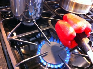 Adventures in the Kitchen with Michelle, Red Peppers