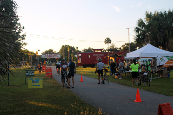 19th Annual Rails to Trails Bike Ride