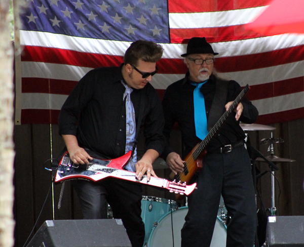 Pitbull of Blues Bands, The 18th Annual Blues and BBQ Festival in Old Homosassa