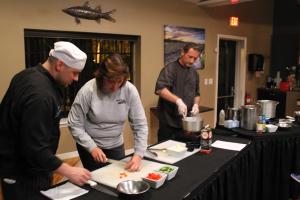 Cooking with Class at the Mullet Hole Tavern, Crystal River