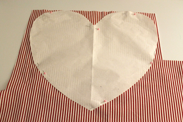 DIY Heart Pattern