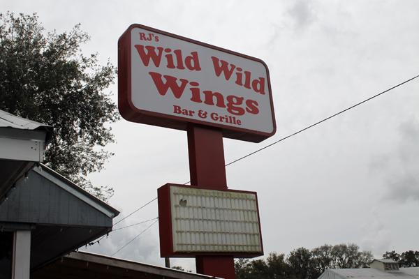 Wild Wild Wings
