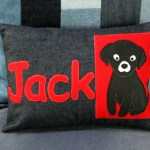 Name Pillow for Jack