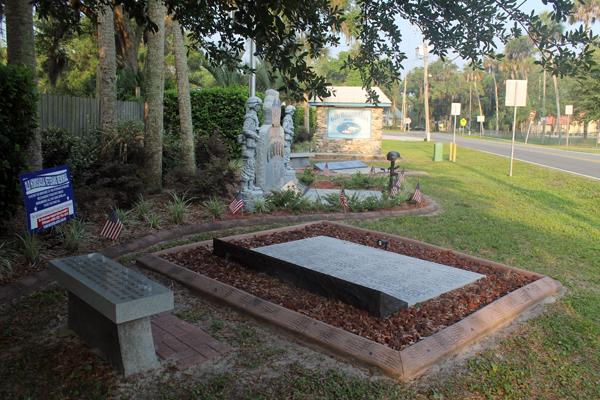Old Homosassa Veterans Memorial