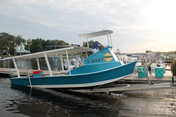 Old Homosassa Boat Ramp