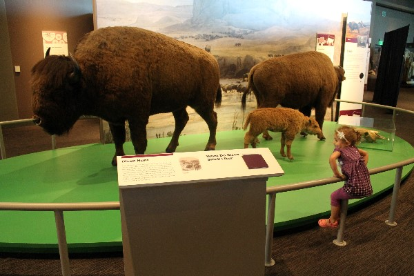 Out and About: North Dakota Heritage Center